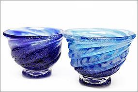 「海系グラス」  シリーズ